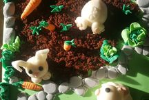 Piccoli cuccioli crescono..Ossia, le mie torte per i loro momenti speciali! / Torte realizzate da Samantha Gentile