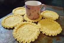 crochet coasters / by Laura Wylie
