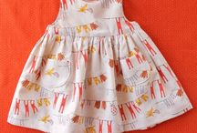 Sew baby sew. / Sewing projects for the littles in our lives.