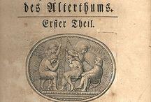 Neoclassicismo e Preromanticismo / opere artistiche comprese nel periodo neoclassico e preromantico (1765-1810 circa)