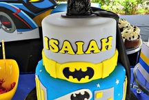 Batman - festa Afonso 5 anos