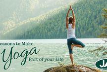 Yoga / Everything Yoga! Yoga clothing, Yoga essentials, Yoga Tips and Tricks and fun Yoga everything!