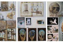 TopArt NZ / Portfolios from NZ's annual exhibition of top NCEA Level 3 Art portfolios.