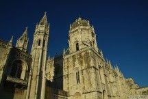 Lizbona - kościoły i klasztory / Zabytki oraz atrakcje turystyczne w Lizbonie - zdjęcia, wideo, opisy. Polski przewodnik po Lizbonie