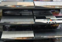 materiaalkeuze bij Duocar chaletbouw / Bij Duocar stacaravan en chaletbouw kunt u kiezen uit vele kleuren en materialen voor de bouw van uw chalet of stacaravan.