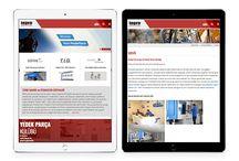 TEPRO / Kurumsal Responsive Web Sitesi Tasarımı & Yazılımı