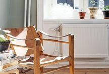 Interiors. Furniture