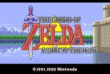 videogame menu art