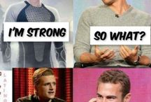 Divergent and THG