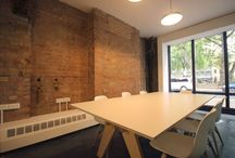Co-Working Spaces / Cool co-working spaces. Furniture, images, inspiration or hacks.