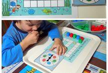 Preschool math / Matematické predstavy