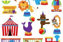 Thema Circus (peuters)