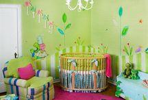 Baby's Nursery / Ideas for baby's room