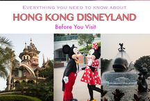 DISNEY- Hong Kong Disneyland