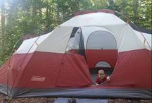 Camping with the kids