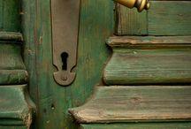 Doors and key holes