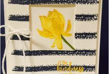 Stampin'up - Lotus Blossom