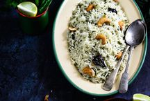 Whiskaffair Rice Recipes / A collection of tried and tested rice recipes from our kitchen.