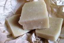 My soap and cosmetics / This is my home production