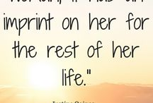 Birth Quotes and Affirmations / These quotes about pregnancy, labor, birth, and being a woman will help you to know that you are perfectly designed for giving birth to your baby.