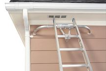 Gutter Ladder / Most importantly, we professionally and safely complete a job that can be risky and dangerous to the typical homeowner. We have an outstanding safety record ...