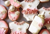 Ideas para BABY SHOWER katering