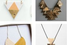 Fashion: Wood jewellery