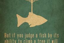 Quotes I love! / by Lisa van Heerden
