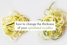 Spiralize-TIPS & TRICS