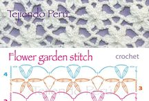 Crocheting Ideas / A bunch of ideas to make your life more colorful