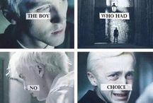 HP Draco Malfoy