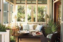 Decks and porches / by Allison Heck