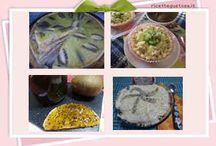 Raccolte ricette frutta