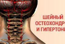 упражнения на шейные позвонки-остеохондроз