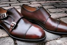 Smart Brown Shoes