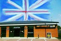 Epic Fireworks Shop / Showroom / #EpicFireworks - The biggest and best fireworks shop / showroom in the UK / by Epic Fireworks