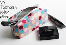 individuelle Taschen und Co / Taschen und Beutel in unterschiedlichen Formen und Farben