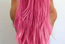 crazy hair colours
