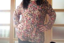 Abbigliamento ai Ferri / Tutti i miei lavori a maglia