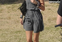 Festival Fashion Favourites / It's that time of year again - festival season! Mud, music and mayhem calls for festival fashion that is both easy-to-wear and durable. Take a look at what T-shirts, accessories, summer dresses and boots Talent Management think will be festival winners this year!