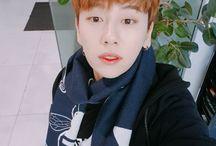 JBJ / first bias : sanggyun bias now : donghan bias wrecker : kenta & sanggyun  first song : fantasy favorite title song : my flower favorite non-title : everyday