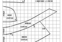 cloche sewing patterns / cloche