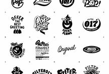 design - typo graphics