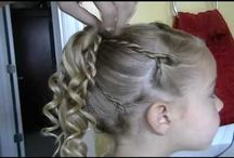 Hair and nails / by Holly Mansell