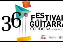 Festival de la Guitarra de Córdoba 2016 / El Festival de la Guitarra de Córdoba 2016 se celebrará durante la primera quincena de julio con un programa de conciertos en el que la guitarra y estilos como el flamenco, la música clásica, el rock, el jazz y el blues volverán a tener un papel protagonista.