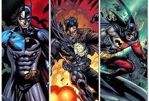 Nightwing/Robins