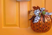 Fall decor / by Kimberly GFJ Clothing Co