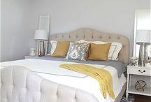 Sleep tight / Dream bedroom ideas