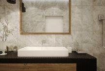 Idei amenajare baie / Descopera idei de amenajare pentru baie in stil modern si clasic. Mobilier baie, sfaturi si idei pentru amenajarea baii.