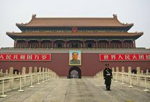 China / Amass of my time in China and other images that leave me hushed.